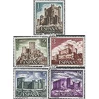 España 1988-1992 (completa.edición.) 1972 castillos (sellos para los coleccionistas)