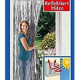 Wärme-Schutz-Vorhang Isolier Schutz