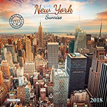 New York Sunrise 2018: Kalender 2018 (Cities)
