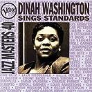 Verve Jazz Masters 40 - Dinah Washington Sings Standards