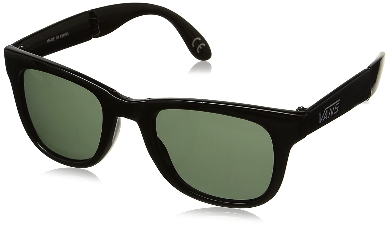 8301c68abeb0 Vans Men's VUNK95Q Wayfarer Sunglasses, BLACK GLOSS: Amazon.co.uk: Clothing