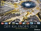 Landschaftskalender 2018 - National GeographicDer Kalender Posterkalender, Landschaftskalender, Naturkalender - 64 x 48 cm