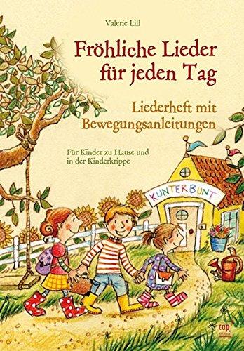 Download Fröhliche Lieder für jeden Tag (Liederheft)