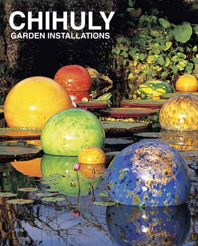 Chihuly Garden Illustrations (Dale Chihuly Glas)