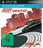 Need for Speed: Most Wanted [Importación alemana]