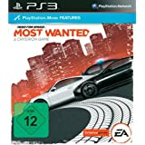 Need for Speed: Most Wanted - [PlayStation 3]