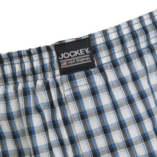 Jockey® Boxer Woven 2Pack Marine