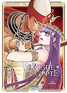 Reine d'Egypte Edition simple Tome 3