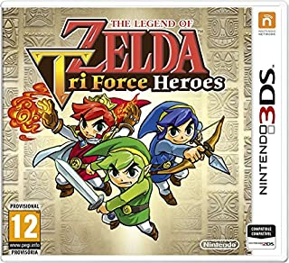 The Legend Of Zelda: Tri Force Heroes (B014DSPUX6) | Amazon price tracker / tracking, Amazon price history charts, Amazon price watches, Amazon price drop alerts