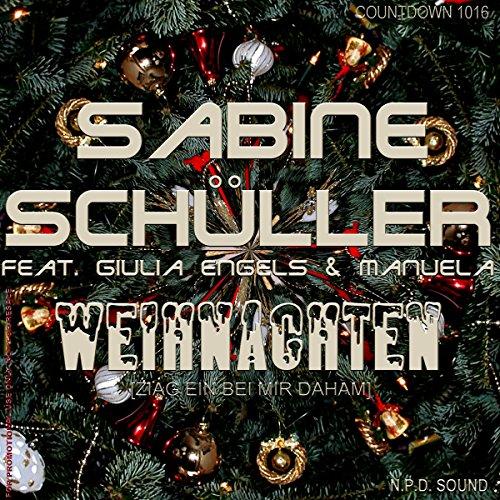Weihnachten [ziag ein bei mir daham] (feat. Giulia Engels, Manuela)