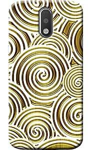 Fashionury Premium Designer Printed back cover for Motorola Moto G4 Plus