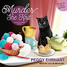 Murder, She Knit (Knit & Nibble Mysteries, Band 1)