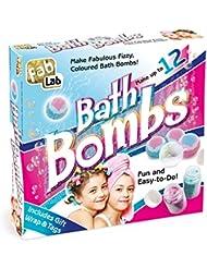 Bombes de bain - fabriquer des bombes de couleur pétillante - Arts & Crafts