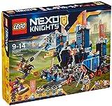 Lego 70317 Nexo Knights Fortrex - Die rollende Festung, Kinderspielzeug