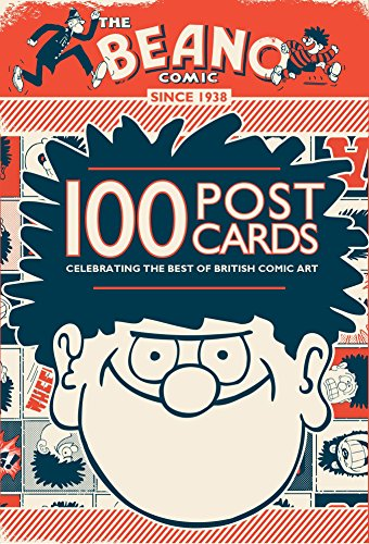 The Beano 100 Postcards: 100 Postcards in a Box