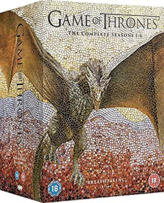 Game of Thrones - Season 1-6 [DVD] [2016]