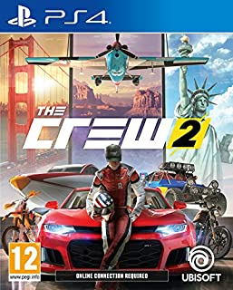 The Crew 2 (PS4) (B072K4RBRN) | Amazon Products