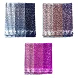 #7: iOna Beauty Essentials Hair Accessories Glitter Bobby Bob Pin Clips Grip Hairpins HP3SET2B Girls 24
