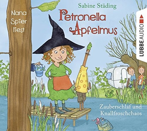Petronella Apfelmus: Zauberschlaf und Knallfroschchaos. Band 2. (Kindle Hörbücher Buchhandlung,)