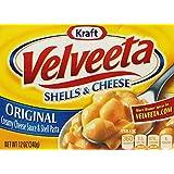 Kraft Velveeta Shell and Cheese Original Pasta 340g (pack of 1)