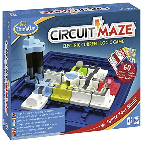 Think Fun Circuit Maze Juego de Habilidad