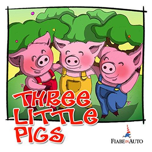 Three little pigs  Audiolibri