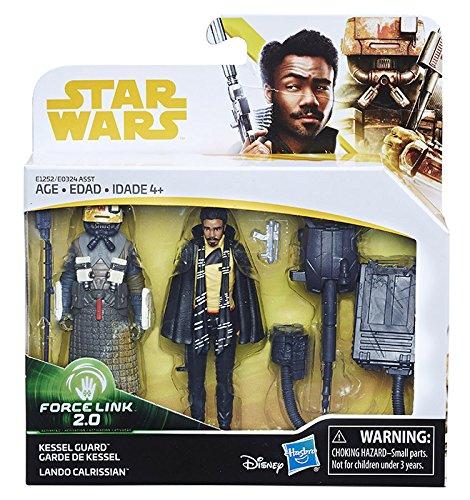 Star Wars Han Solo Movie Figure 2Pack AST (Hasbro E0324EU4)