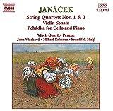 String Quartets 1 & 2 / Pohadka for Cello & Piano (1998-05-26)