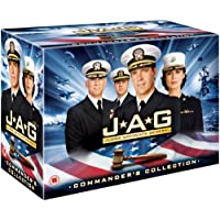 JAG Seasons 1-10 on DVD