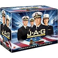 JAG Seasons 1-10 Complete
