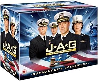 Jag : Seasons 1 - 10 [Import anglais] (B004OBZLT6) | Amazon price tracker / tracking, Amazon price history charts, Amazon price watches, Amazon price drop alerts