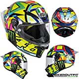 Casco Integral AGV GP R E2205