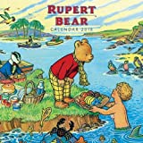 Rupert Bear Wall Calendar 2018 (Art Calendar)