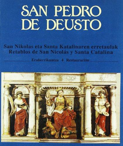 San Pedro De Deusto (retablos De San Nicolas Y Santa Catalina)