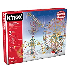 K'nex-3in1 Classic Amusement Park, GG01734