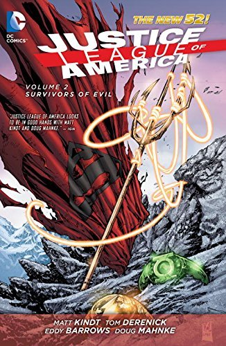Justice League of America Vol. 2: Survivors of Evil (The New 52) (Justice League of America: the New 52) by Matt Kindt(2015-03-24)