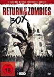 Return of the Zombies (12 Zombie Filme auf 4 DVDs)