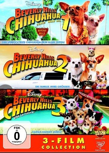 Beverly Hills Chihuahua / Beverly Hills Chihuahua 2 / Beverly Hills Chihuahua 3 [3 DVDs] (Hills 2 Beverly Chihuahua)