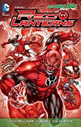 Red Lanterns Vol. 1: Blood and Rage (The New 52) by Peter Milligan (2012-06-12)