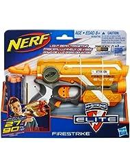 Nerf - 53378EU40 - Pistolet - Elite Firestrike XD