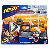 Best Nerf Pistolets - Nerf - 53378EU4 - Pistolet - Elite Firestrike Review