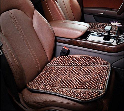 Wutongtappetino in legno marrone sedile auto monolitico tappetino estivo in legno stecche in legno quattro stagioni coprisedile universale interni prodotti natural comfort health materassini singoli