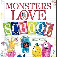 Monsters Love School (English Edition)