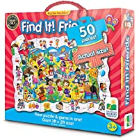 The Learning Journey Puzzle Doubles Find It! Friends