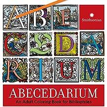 Abecedarium: An Adult Coloring Book for Bibliophiles