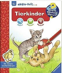 Tierkinder (Wieso? Weshalb? Warum? aktiv-Heft)