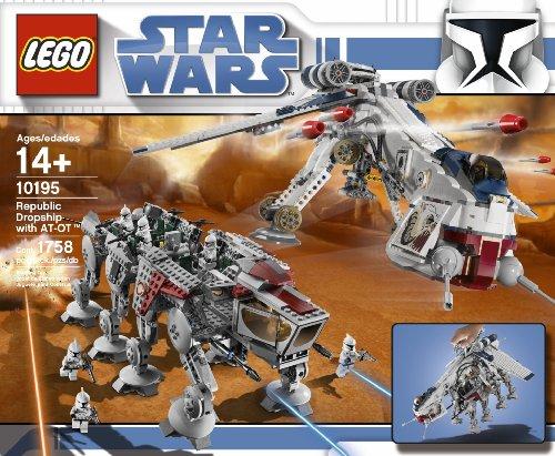 Imagen principal de LEGO Star Wars 10195