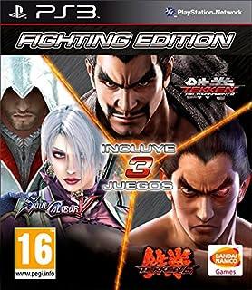 Tekken 6 + Tekken Tag Tournament 2 + Soulcalibur V (B00SCT0JWU) | Amazon price tracker / tracking, Amazon price history charts, Amazon price watches, Amazon price drop alerts