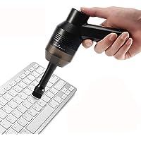 CrazyFire Kit d'Aspirateur Clavier,Rechargeable Mini USB Aspirateur Sans Fil Portable pour Clavier Keyboard Ordinateur…
