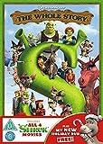 Shrek/Shrek 2/Shrek The Third/Shrek: Forever After - The Final... [DVD]
